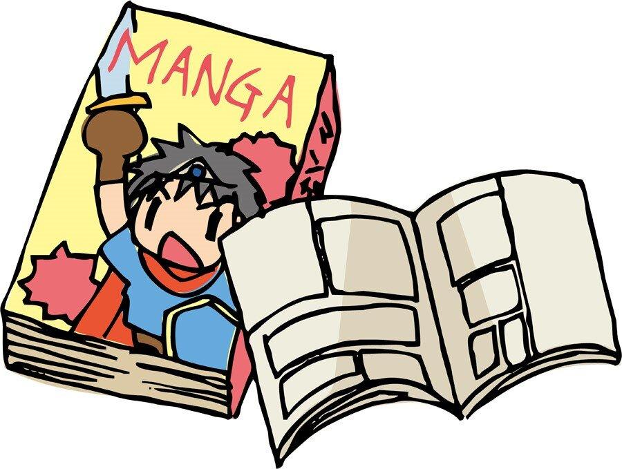 学生相談室コラム Vol.28 - ストレス解消するには...気分スッキリなマンガを読もう!スポ根はいかが?