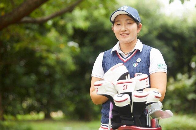 プロゴルファーとしての視野が広がるきっかけに。大学進学が自分を変える