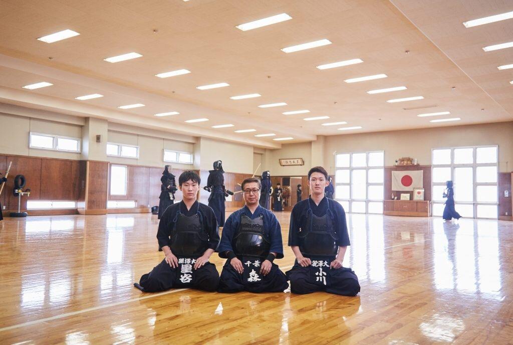 剣道を、そして社会を学べる場所~麗澤大学の剣道部~