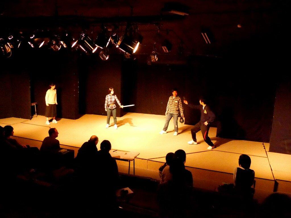 約半世紀の伝統を誇る「英語劇グループ」