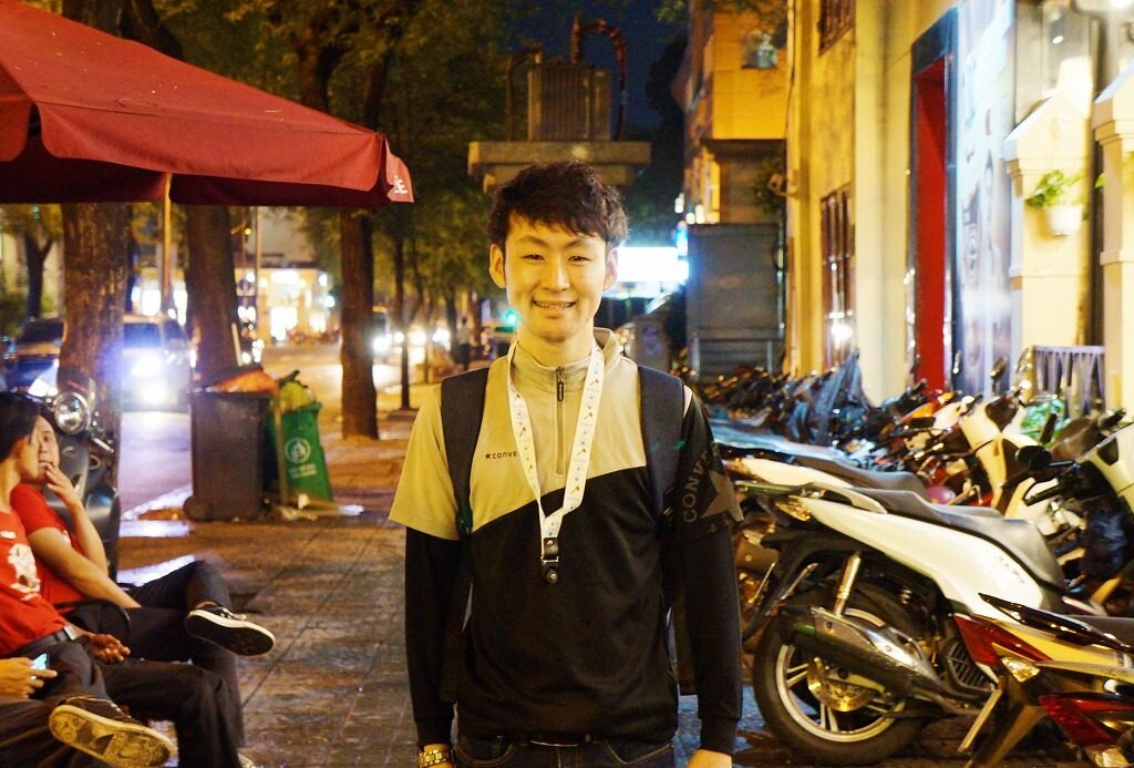 <ベトナムへ移住した卒業生> 【前編】エンジニアとして世界で活躍!!英語の挫折を努力で乗り越えた大学生活