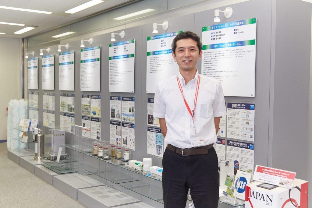 麗澤大学は、自分自身の大きな可能性を広げてくれる場所です