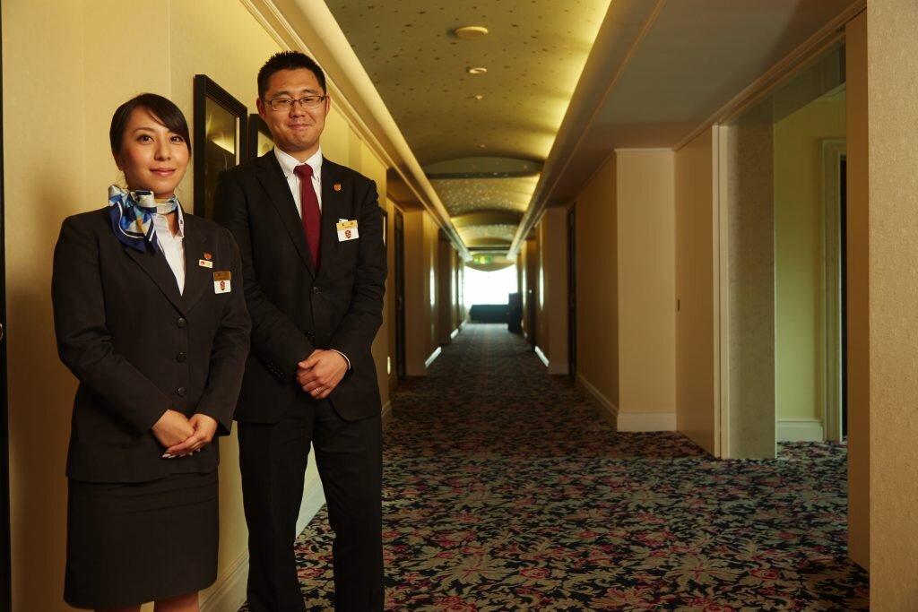 語学を武器にホテル業界で活躍する卒業生