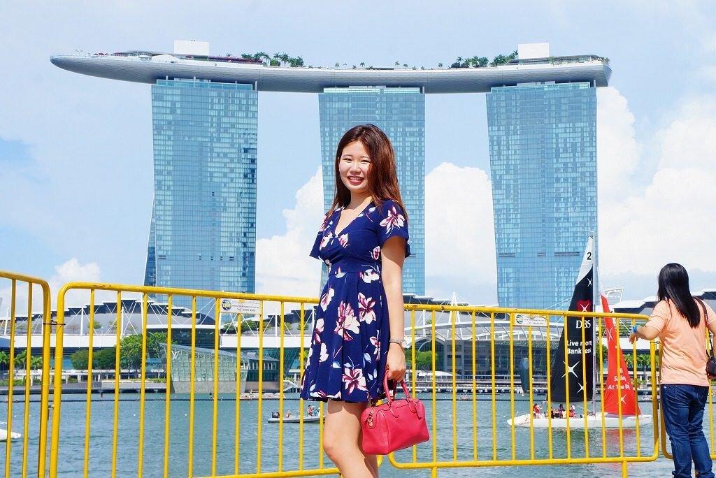 <シンガポール移住した卒業生> 【前編】世界は決して遠くない!3回の留学で身につけた国際感覚