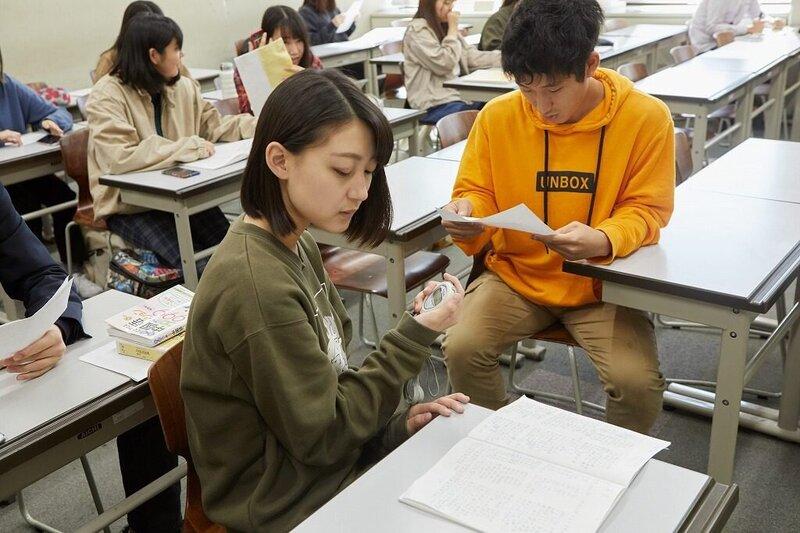 <大学の授業シリーズ> 【後編】求める速度は、アナウンサーレベル。少人数授業でマンツーマン徹底指導!中国語を生涯の武器に