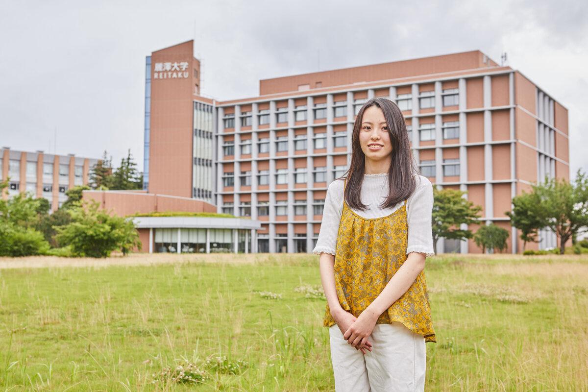【前編】入学式の日、「麗澤大学を選んだことを絶対に後悔しない!」と心に決めた