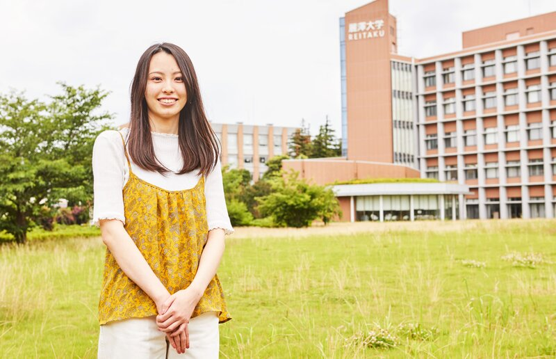 【後編】入学式の日、「麗澤大学を選んだことを絶対に後悔しない!」と心に決めた