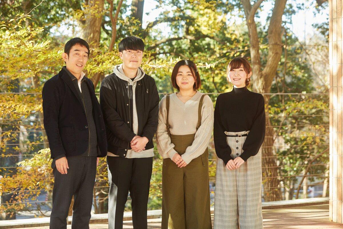 【前編】麗澤大学の建学の精神と○○をつなげてみたら?国際学部の先生と3名の学生が挑戦!