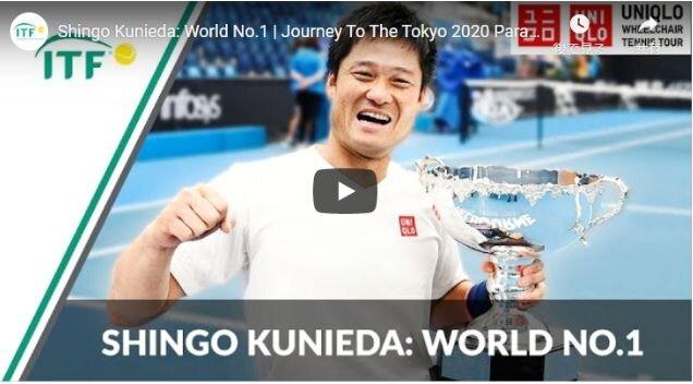 【世界で公開】東京2020パラリンピック用動画で、国枝選手が麗澤大学への想いを語ってくださいました