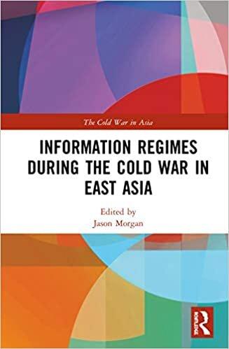 【出版のご案内】 国際学部モーガン, ジェイソン M. 准教授がイギリスの出版社Routledgeより『Information Regimes During the Cold War in East Asia』を出版しました。