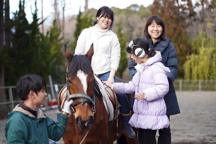 【メディア掲載報告】馬術部が「UMA LIFE (馬ライフ) 2021年2月号」に掲載されました