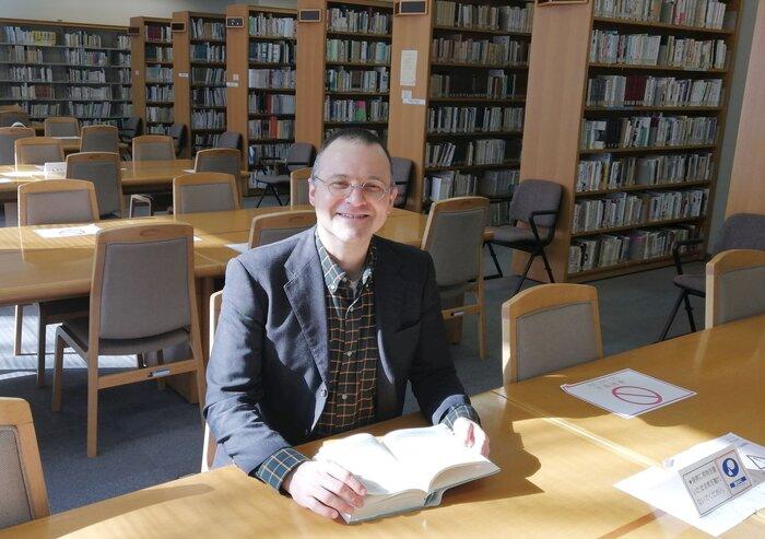 【受賞報告】国際学部 ジェーソン モーガン准教授の論文