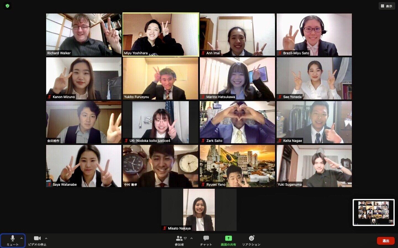 【学生の活躍】麗澤模擬国連団体が、初めてハーバード世界模擬国連大会に参加しました