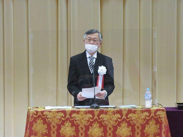 2020年度 麗澤大学学位記授与式 学長告辞 / Message from the President of Reitaku University  At the Degree Conferral Ceremony, 2020 Academic Year