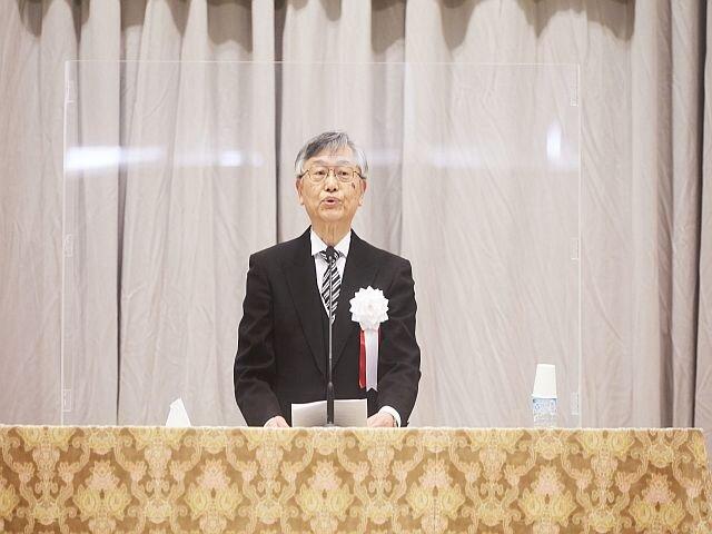 2021年度 麗澤大学入学式 学長告辞 / Presidents Address at the Entrance Ceremony for the 2021 Academic Year at Reitaku University