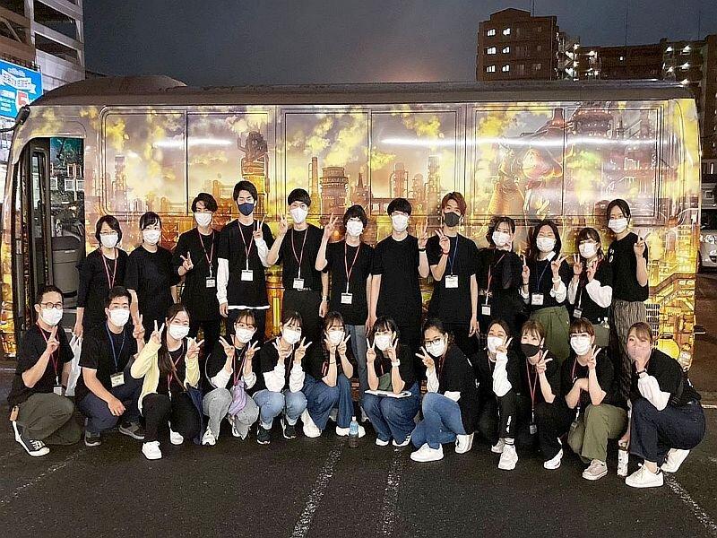 【学生の活躍】本学の学生が企画から実施運営に携わる「えんとつ町のプペル光る絵本展 in 柏」を開催しました