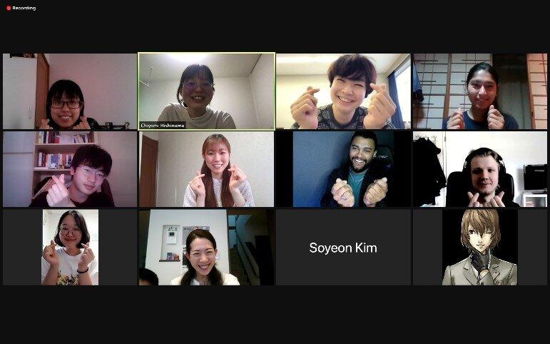 【開催報告】第7期 Conversation Partnership「協働学習発表会」を開催