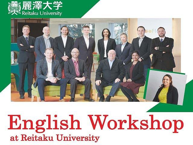 【ニュースリリース】世界8カ国出身・12名のグローバル教員から学ぶ 高校生にもっと英語に楽しく触れる機会を増やしてほしい