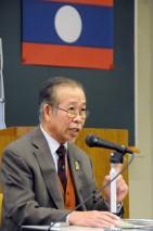 竹原 茂 外国語学部前教授が最終講義 | 麗澤大学